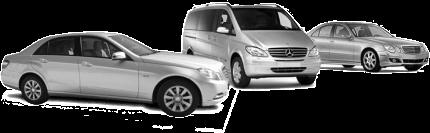 Comfortable cars Mercedes E-class & Mercedes Minivan Viano