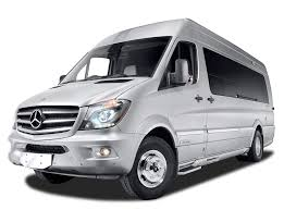 Mercedes Sprinter up to 16 passengers