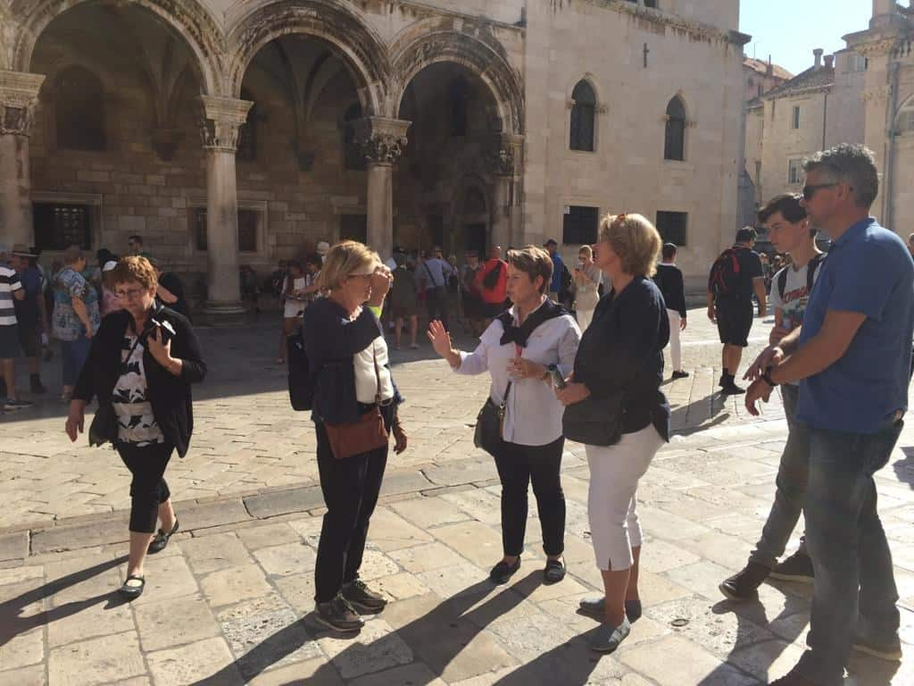 Dubrovnik walkingtour